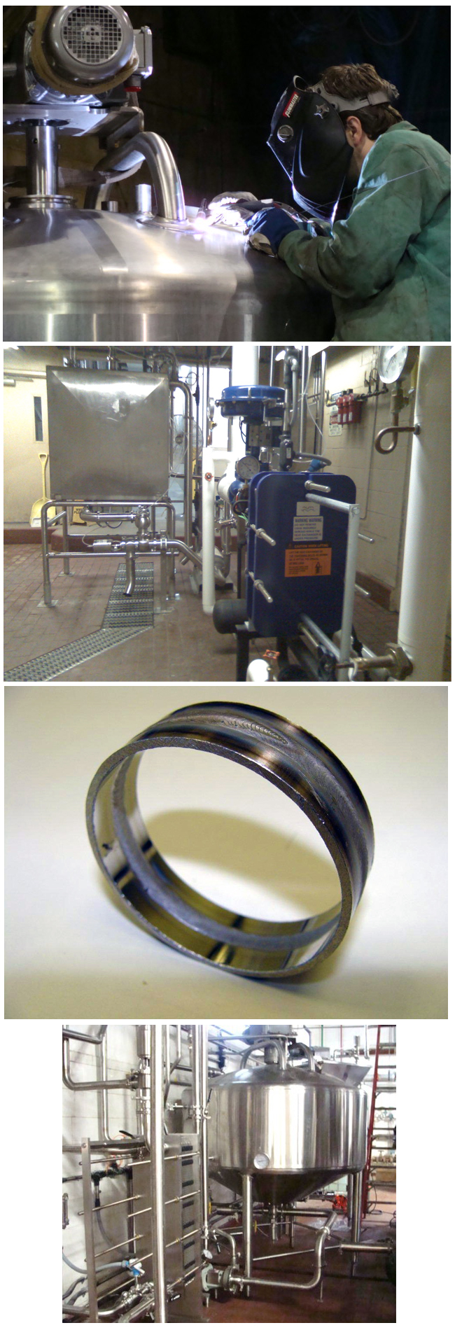 TPE-Townsend Process Piping and Engineering, Excels at Pharmaceutical, semiconductor and food grade sanitary process piping and systems. TPE offers experienced high end installations with engineering support and full GMP standards and practices for sanitary and high purity piping systems.